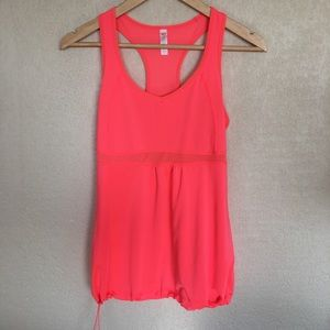Lucy racerback athletic top